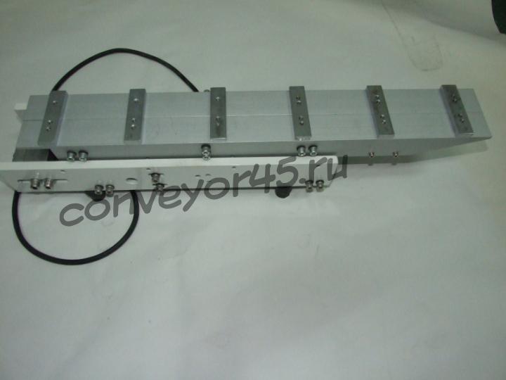 линейный электромагнитный вибропривод для вибролотка