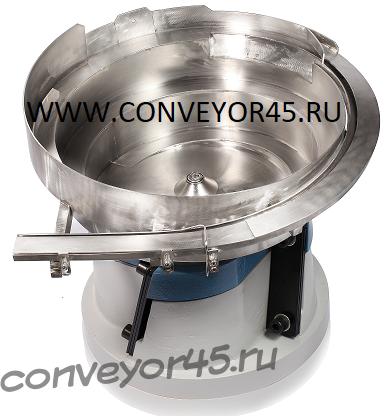 Чашечный вибробункер YHD-550 для больших шайб