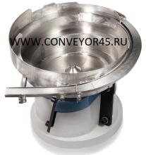Разработан и изготовлен чашечный вибробункер для больших шайб