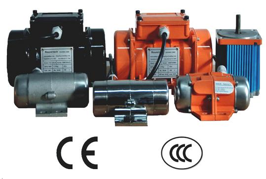 Вибромоторы (промышленные вибраторы) для конвейеров, вибробункеров, вибролотков, вибросит