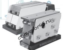 Линейный электромагнитный вибропривод серия CS