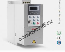 преобразователь частоты GTAKE GK500-2T2.2B для изменения частоты вращения двигателя