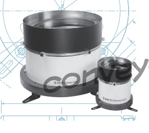 электромагнитный вибропривод для виброчаши серия CA, JA