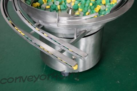 Купить чашечный вибробункер-ориентатор для крышек