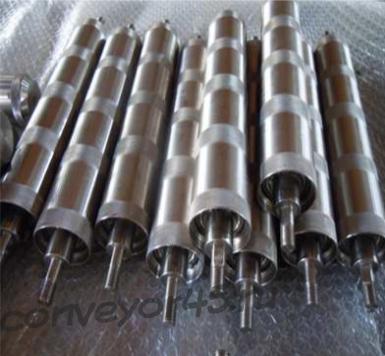 Цилиндрические конвейерные ролики