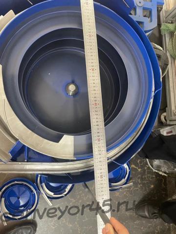 Чашечный вибробункер NTM-700