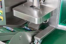 Оборудование для счета и упаковки деталей в пакеты