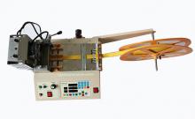 Автомат для нарезки отрезков ленты горячим ножом