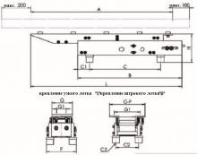 электромагнитный вибропривод для вибролотка