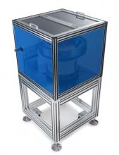Вибропитатель предназначен для ориентации и штучной подачи деталей или заготовок идущих навалом