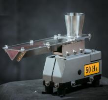 Вибролотки для сыпучих и штучных продуктов. Серия Micro для малой производительности.