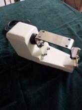 вибропривод вибролотка в пылезащитном корпусе