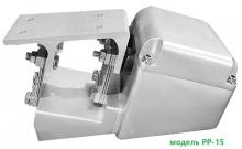 Электромагнитный вибропривод модели РР-10 в пылезащитном корпусе для вибролотков