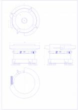 Чашечный вибропитатель-ориентатор для металлических крышек